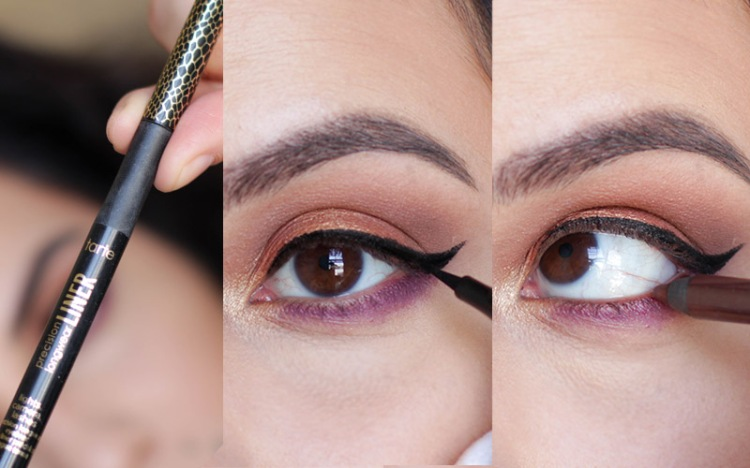 Tarte Lights Camera Lashes Liquid Liner Pen
